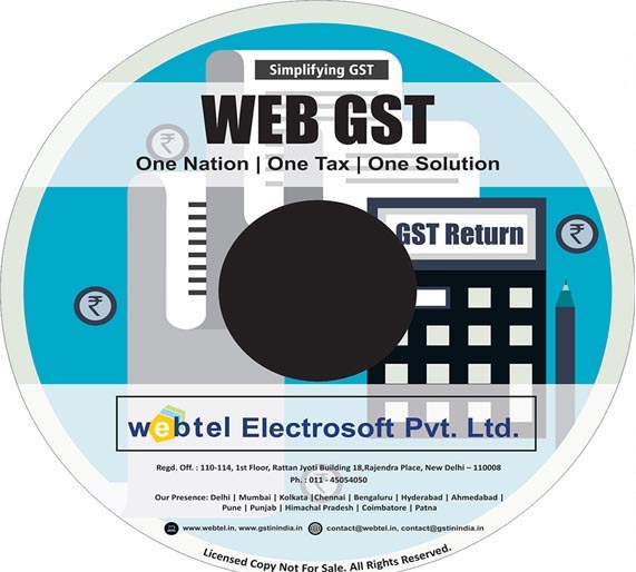 One Nation, One Tax, One Solution – WEB GST