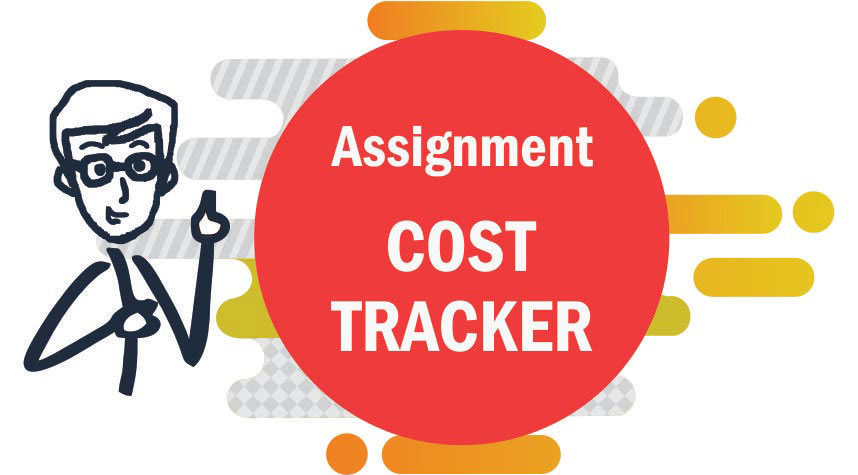 Assignment Cost Tracker of Web-EDGE