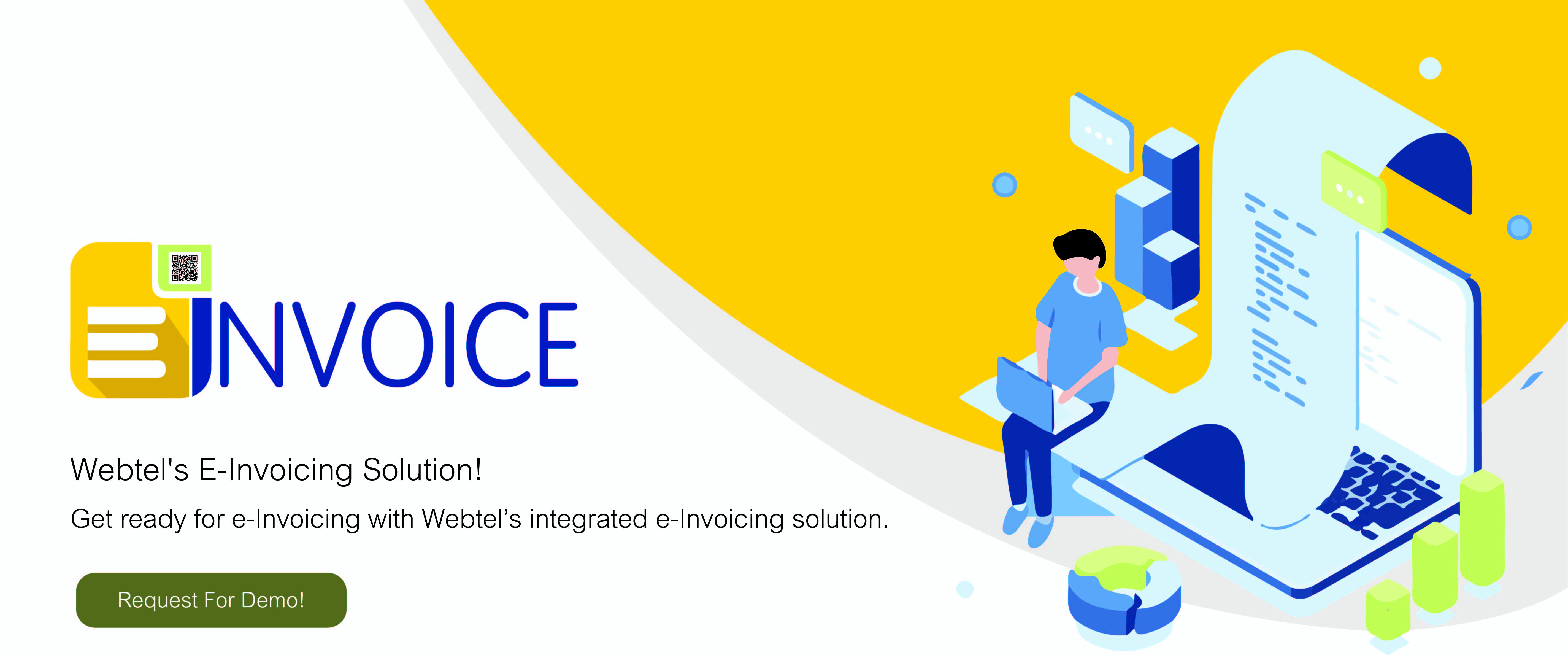 Webtel e-Invoicing Solution