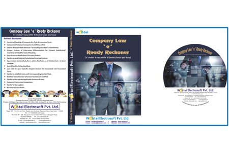 Companies Law - e- Ready Reckoner